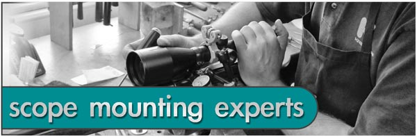 Scope Mounting Experts