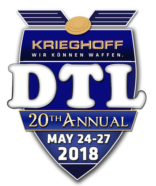 Alan Rhone Ltd | Krieghoff DTL 2018