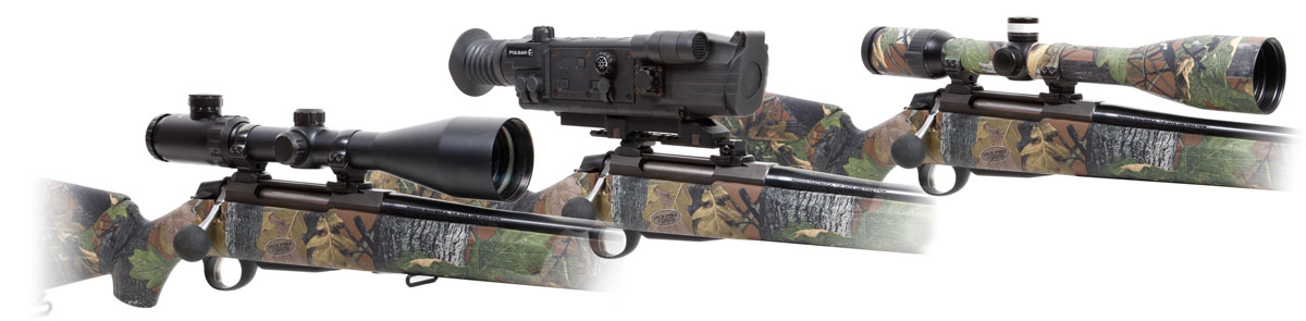 Ziegler Scope Mounts